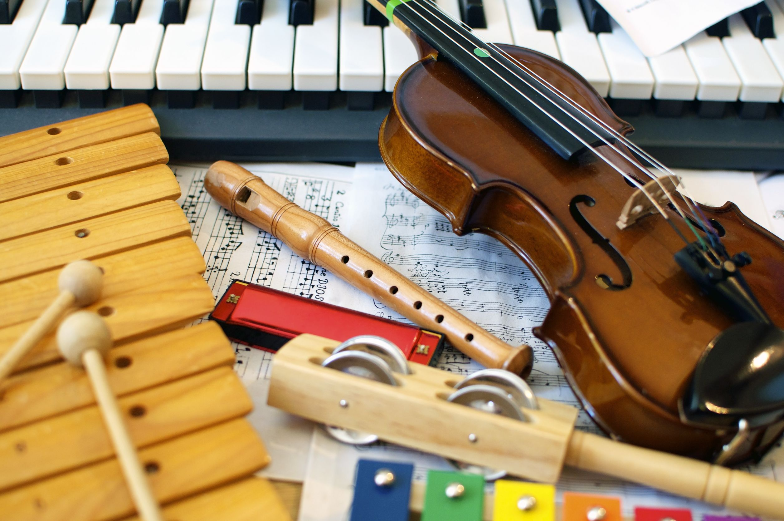 Der handelnde Musiklehrer