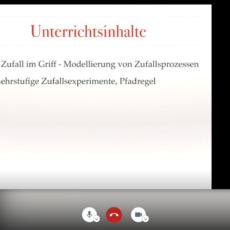 Das iPad in der Videokonferenz als digitale Tafel nutzen